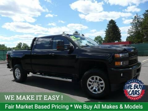 2019 Chevrolet Silverado 2500HD for sale at Shamrock Motors in East Windsor CT