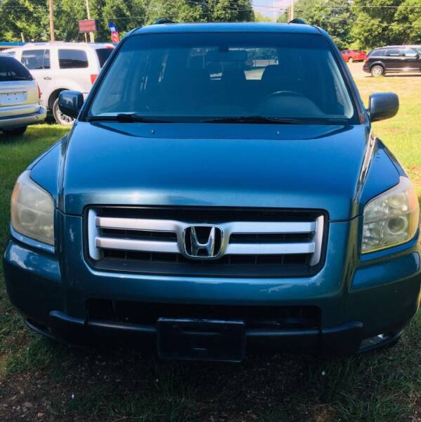 2007 Honda Pilot for sale at Westside Auto Sales in New Boston TX