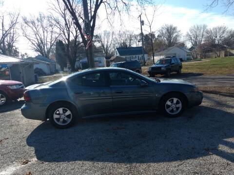 2007 Pontiac Grand Prix for sale at Antique Motors in Plymouth IN