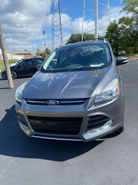 2013 Ford Escape for sale at MJ'S Sales in Foristell MO