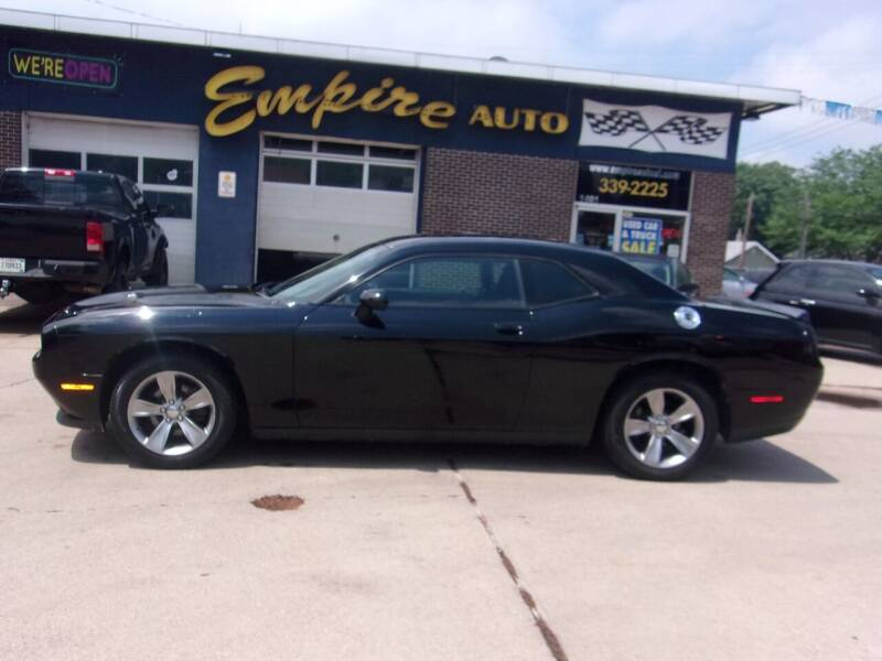 2016 Dodge Challenger for sale at Empire Auto Sales in Sioux Falls SD