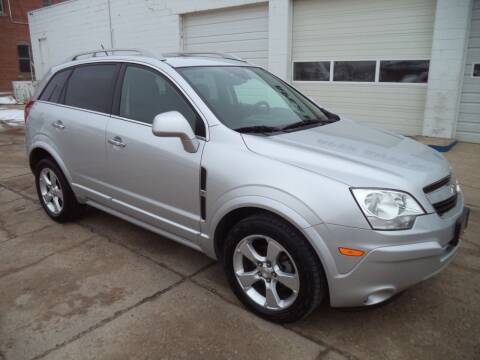 2014 Chevrolet Captiva Sport for sale at Apex Auto Sales in Coldwater KS