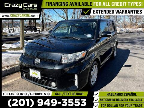 2014 Scion xB for sale at Crazy Cars Auto Sale in Jersey City NJ
