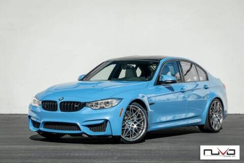 2016 BMW M3 for sale at Nuvo Trade in Newport Beach CA