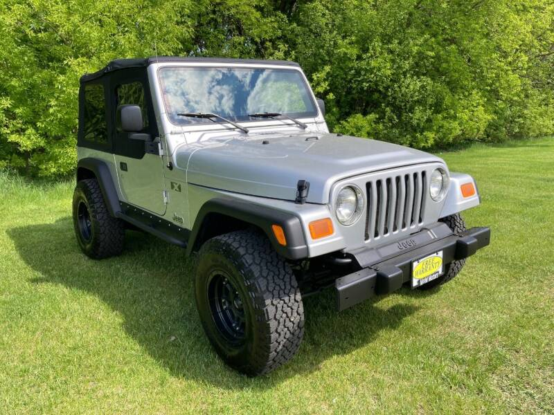 2006 Jeep Wrangler for sale at M & M Motors in West Allis WI