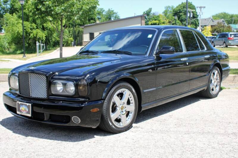 2003 Bentley Arnage for sale at Great Lakes Classic Cars & Detail Shop in Hilton NY
