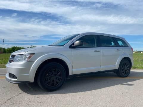 2014 Dodge Journey for sale at ILUVCHEAPCARS.COM in Tulsa OK