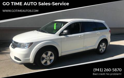 2013 Dodge Journey for sale at Go Time Automotive in Sarasota- Bradenton FL