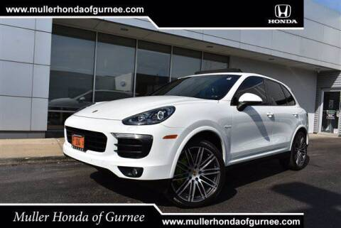 2017 Porsche Cayenne for sale at RDM CAR BUYING EXPERIENCE in Gurnee IL