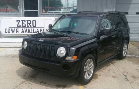2007 Jeep Patriot for sale at Wicked Motorsports in Muskegon MI