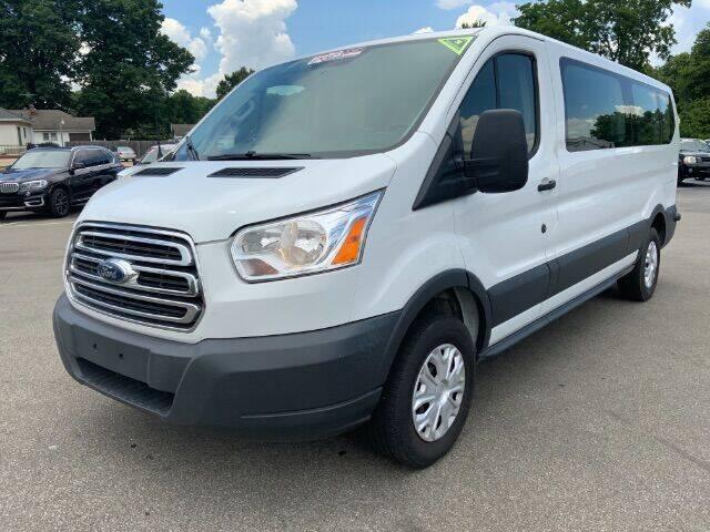 2018 Ford Transit Passenger