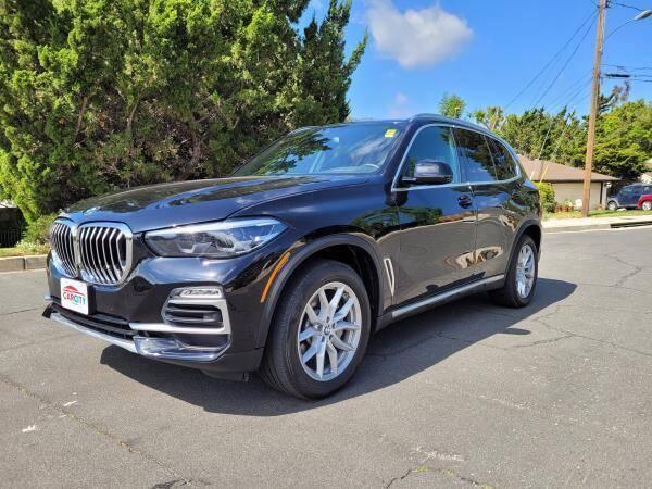 2020 BMW X5 for sale at CAR CITY SALES in La Crescenta CA