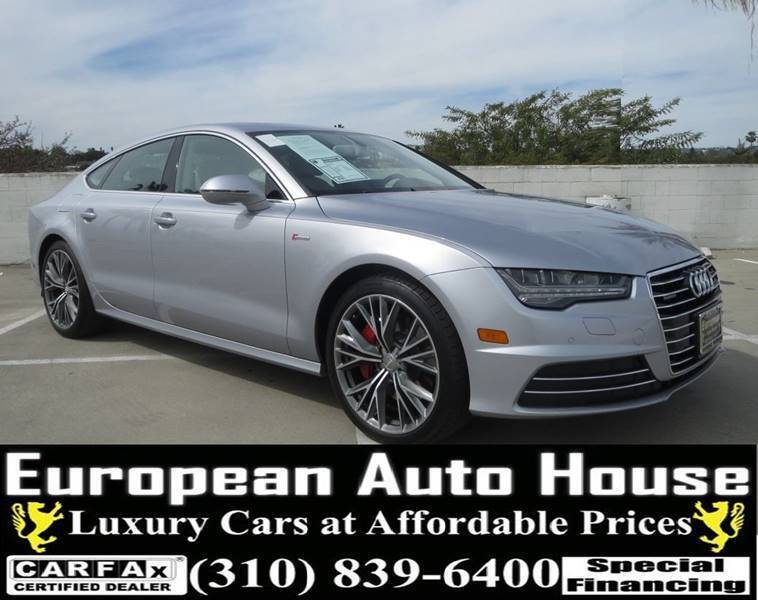 2017 Audi A7 for sale at European Auto House in Los Angeles CA