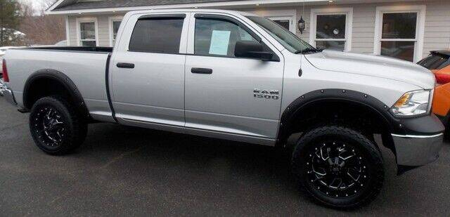 2017 RAM Ram Pickup 1500 for sale at Bachettis Auto Sales in Sheffield MA