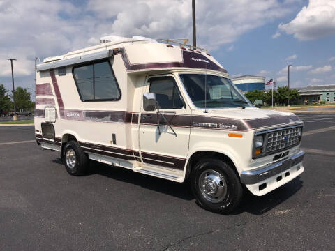 1990 Ford E-350 Chinook for sale at D & L Auto Sales in Wayland MI