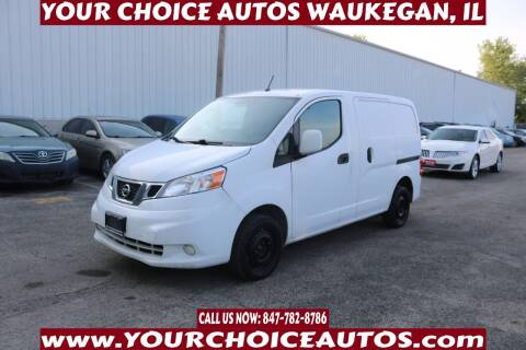 2017 Nissan NV200 for sale at Your Choice Autos - Waukegan in Waukegan IL