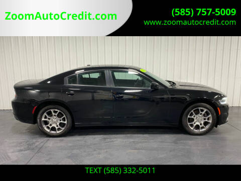 2016 Dodge Charger for sale at ZoomAutoCredit.com in Elba NY