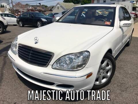 2006 Mercedes-Benz S-Class for sale at Majestic Auto Trade in Easton PA