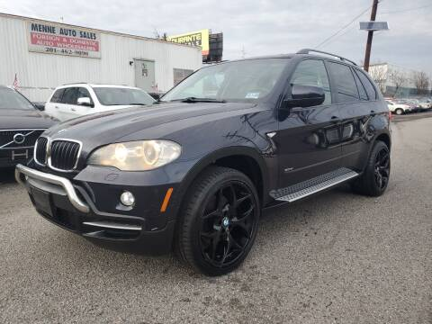 2008 BMW X5 for sale at MENNE AUTO SALES in Hasbrouck Heights NJ
