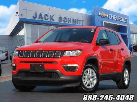 2019 Jeep Compass for sale at Jack Schmitt Chevrolet Wood River in Wood River IL