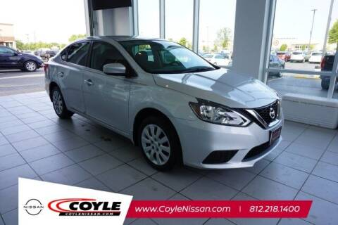 2017 Nissan Sentra for sale at COYLE GM - COYLE NISSAN - Coyle Nissan in Clarksville IN