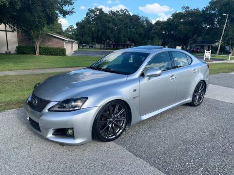 2008 Lexus IS F for sale at P J Auto Trading Inc in Orlando FL