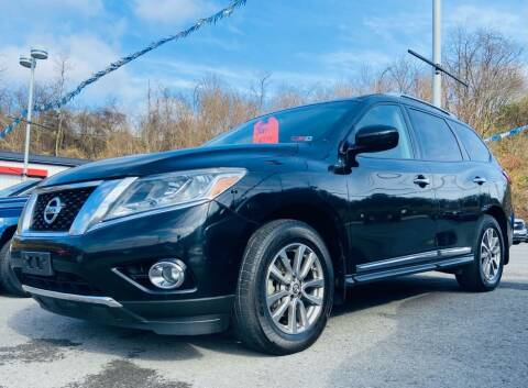 2014 Nissan Pathfinder for sale at Bailey Brand in Clarksburg WV