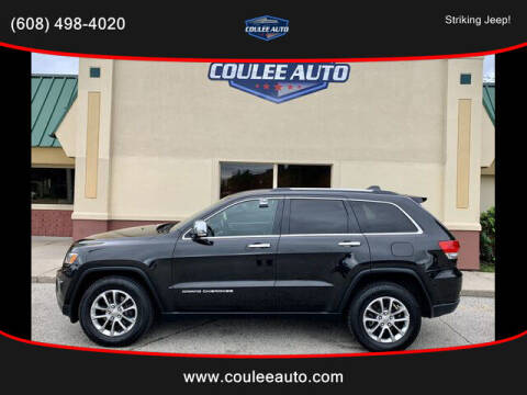 2015 Jeep Grand Cherokee for sale at Coulee Auto in La Crosse WI