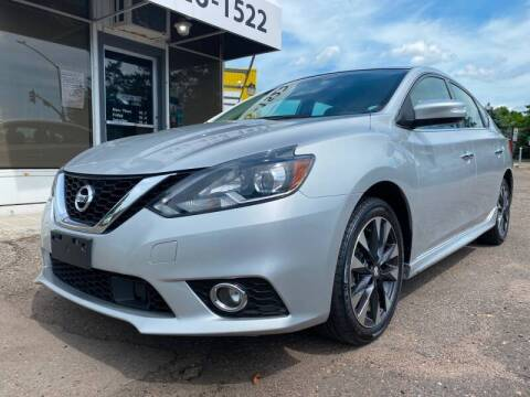 2018 Nissan Sentra for sale at Mainstreet Motor Company in Hopkins MN