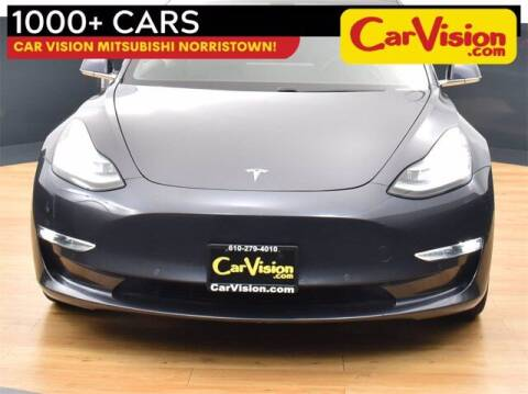 2018 Tesla Model 3 for sale at Car Vision Buying Center in Norristown PA