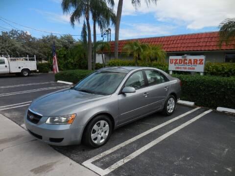 2007 Hyundai Sonata for sale at Uzdcarz Inc. in Pompano Beach FL