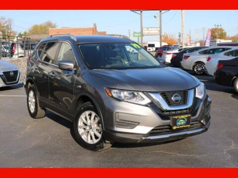 2019 Nissan Rogue for sale at AUTO POINT USED CARS in Rosedale MD