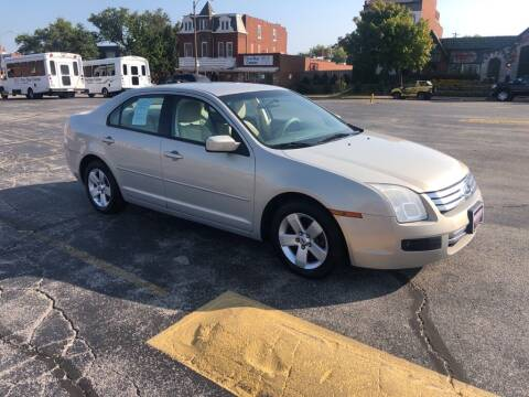 2009 Ford Fusion for sale at DC Auto Sales Inc in Saint Louis MO