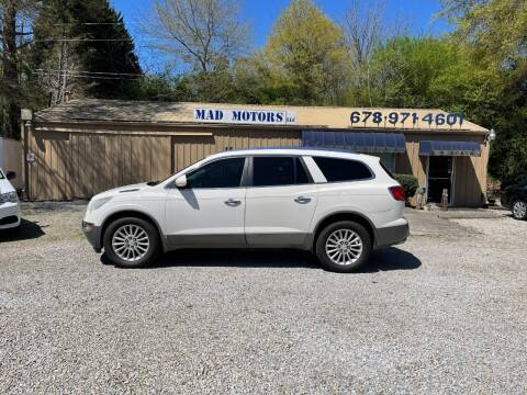 2010 Buick Enclave for sale at Mad Motors LLC in Gainesville GA