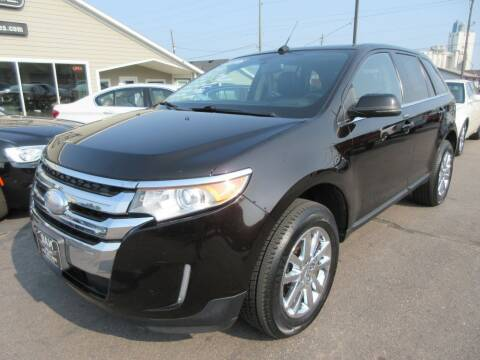 2013 Ford Edge for sale at Dam Auto Sales in Sioux City IA
