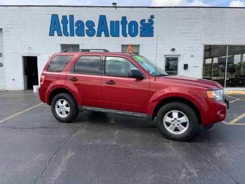 2010 Ford Escape for sale at Atlas Auto in Rochelle IL