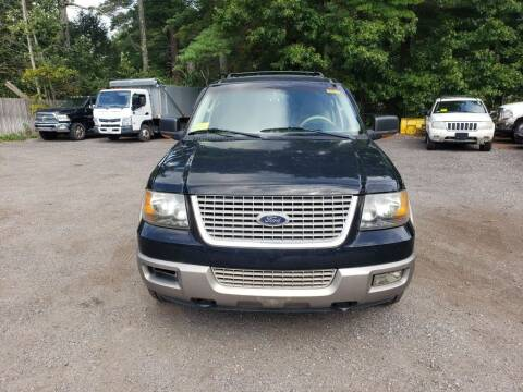 2003 Ford Expedition for sale at 1st Priority Autos in Middleborough MA
