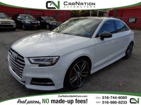 2018 Audi S3 for sale at CarNation AUTOBUYERS, Inc. in Rockville Centre NY