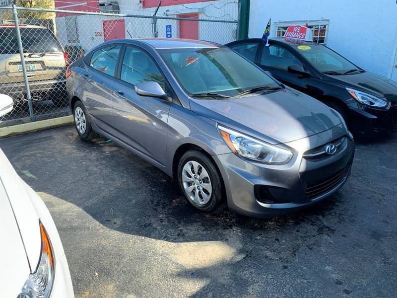2017 Hyundai Accent for sale at Dream Cars 4 U in Hollywood FL
