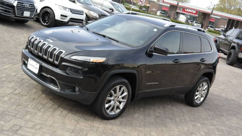 2014 Jeep Cherokee for sale at Cars-KC LLC in Overland Park KS