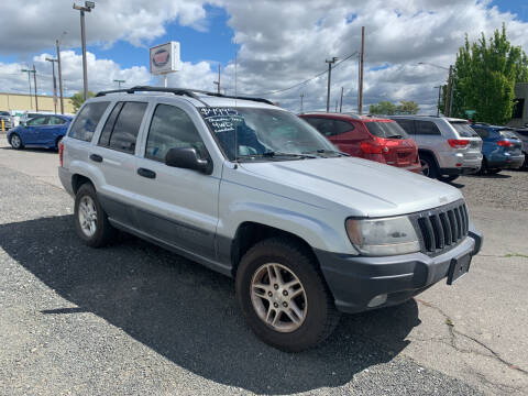 2003 Jeep Grand Cherokee for sale at Independent Auto Sales #2 in Spokane WA