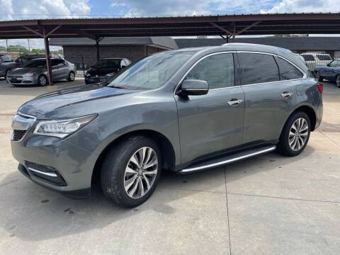 2014 Acura MDX for sale at Kansas Auto Sales in Wichita KS