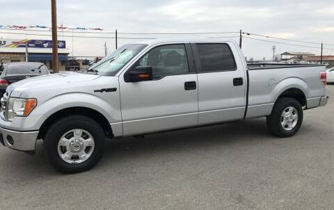 2013 Ford F-150 for sale at First Choice Auto Sales in Bakersfield CA