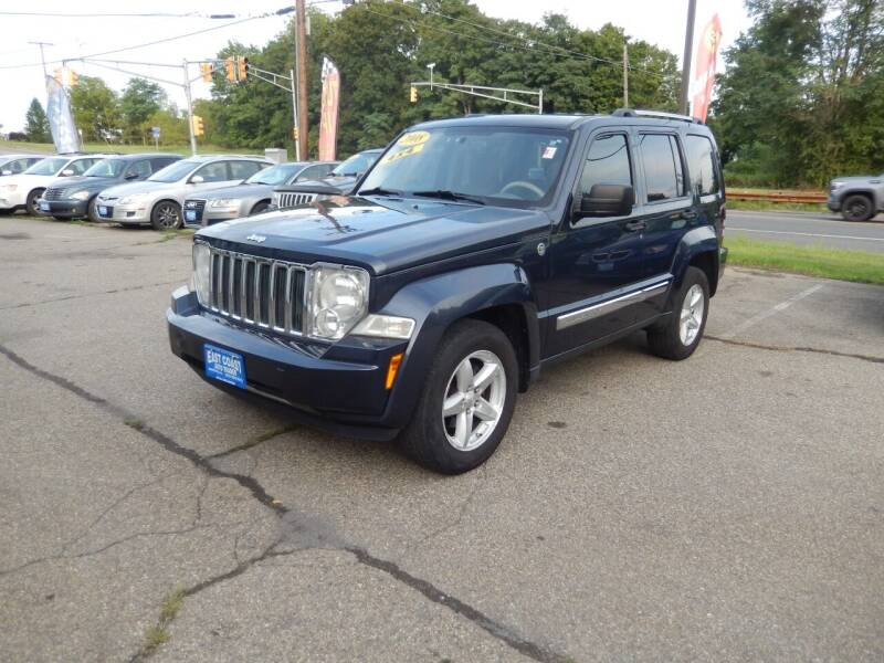 2008 Jeep Liberty for sale at East Coast Auto Trader in Wantage NJ