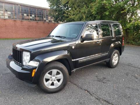 2012 Jeep Liberty for sale at Millennium Auto Group in Lodi NJ