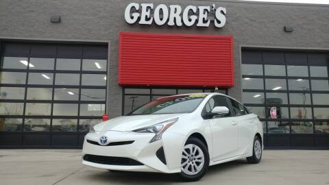 2016 Toyota Prius for sale at George's Used Cars - Telegraph in Brownstown MI