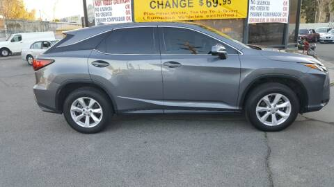 2017 Lexus RX 350 for sale at Shick Automotive Inc in North Hills CA