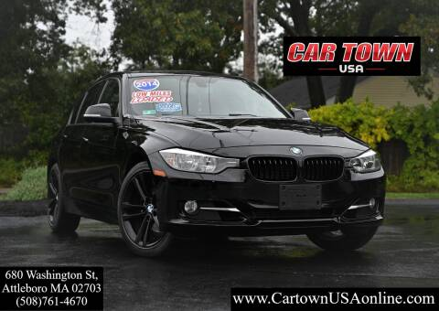 2014 BMW 3 Series for sale at Car Town USA in Attleboro MA