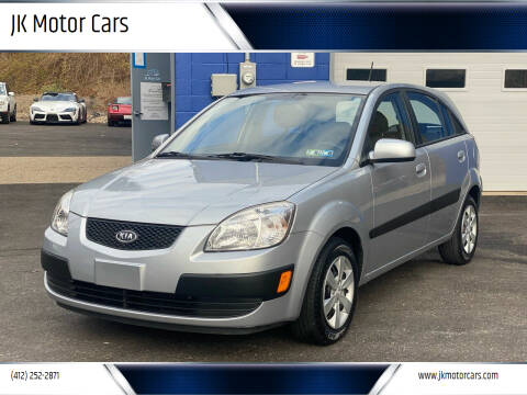 2009 Kia Rio5 for sale at JK Motor Cars in Pittsburgh PA