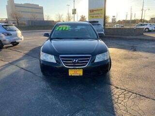 2009 Hyundai Sonata for sale at VP Auto Enterprises in Rochester NY